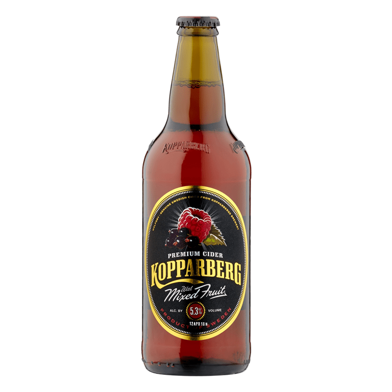 Kopparberg Mixed Friut Cider by None