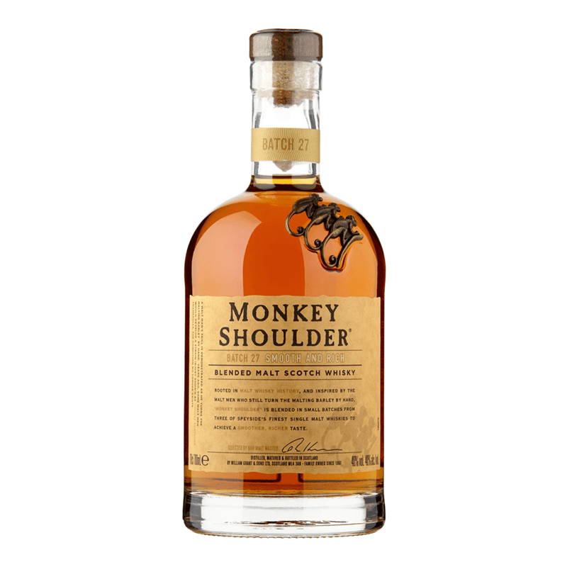 Monkey Shoulder Whisky by None