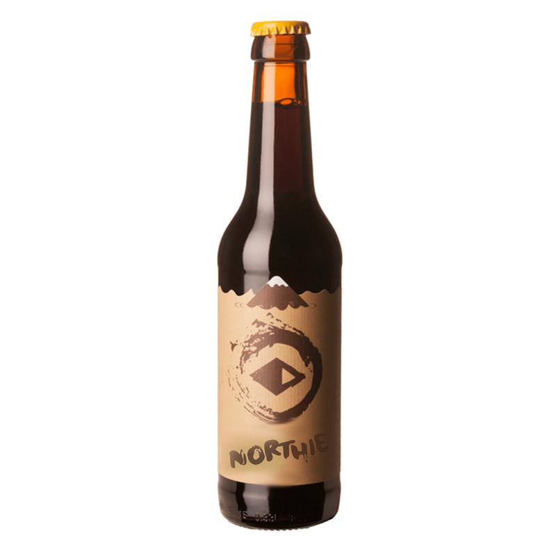 Northie Brown Ale by Austmann Bryggeri