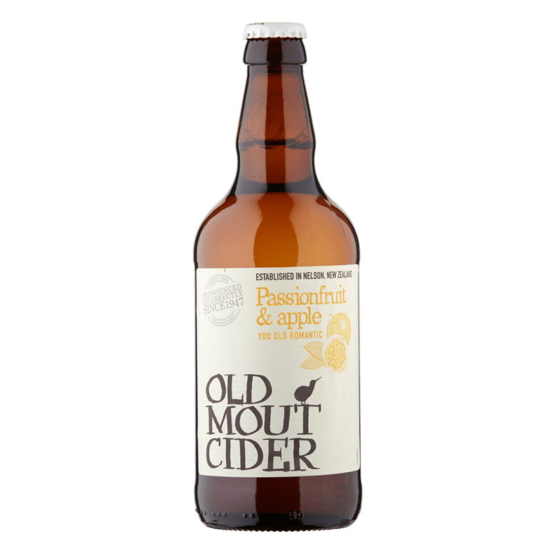 Old Mout Passion & Apple Cider by None