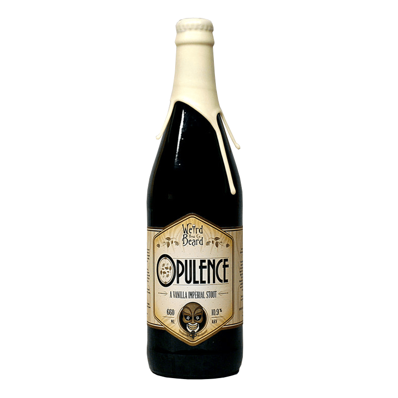 Opulence by Weird Beard Brew Co.