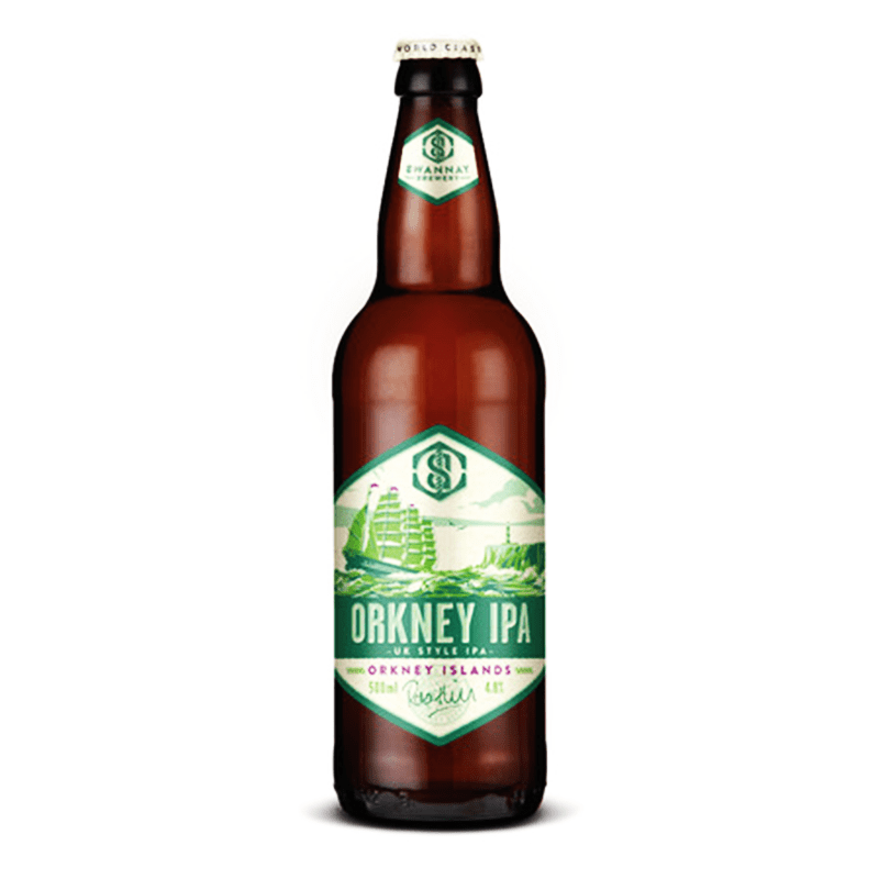 Swannay Orkney IPA by Swannay Brewery