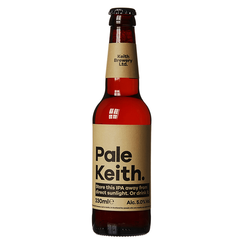 Pale-Keith by Keith Brewery Ltd