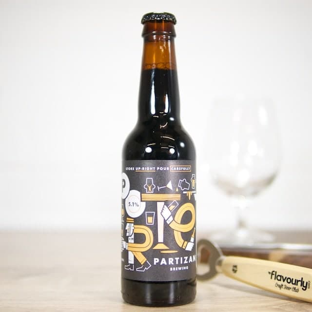 Porter by Partizan Brewing