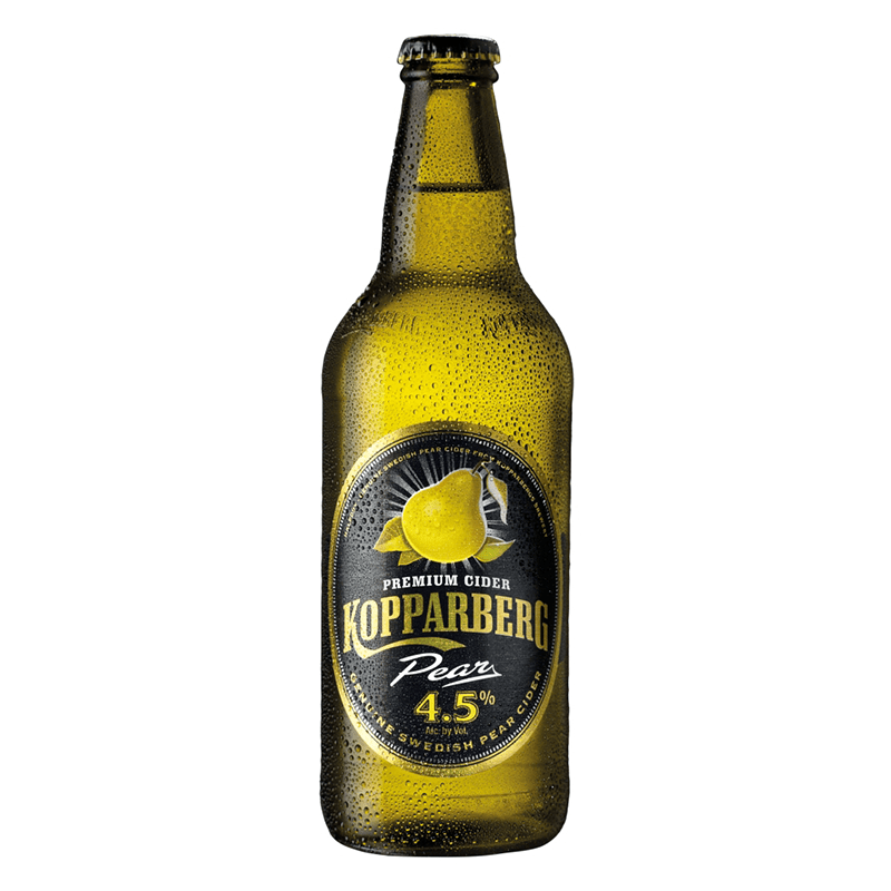 Kopparberg Pear Cider by None