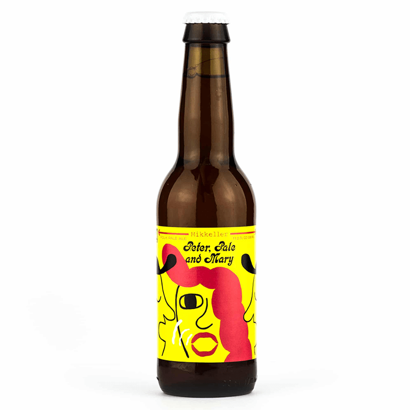 Mikkeller Peter, Pale and Mary by None