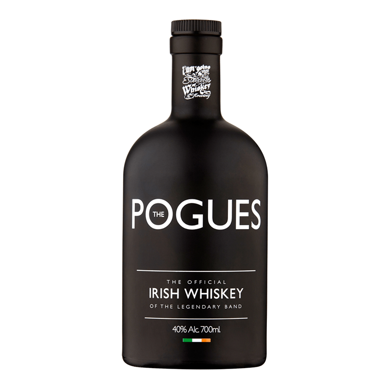 The Pogues Irish Whiskey by None