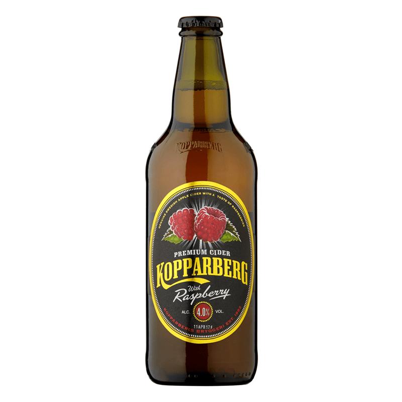 Kopparberg Raspberry Cider 500ml by None