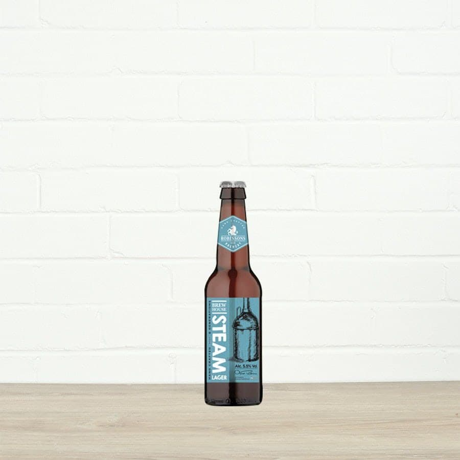 Steam Lager by Robinsons Brewery