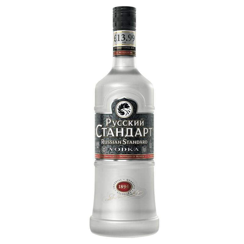 Russian Standard Vodka by None