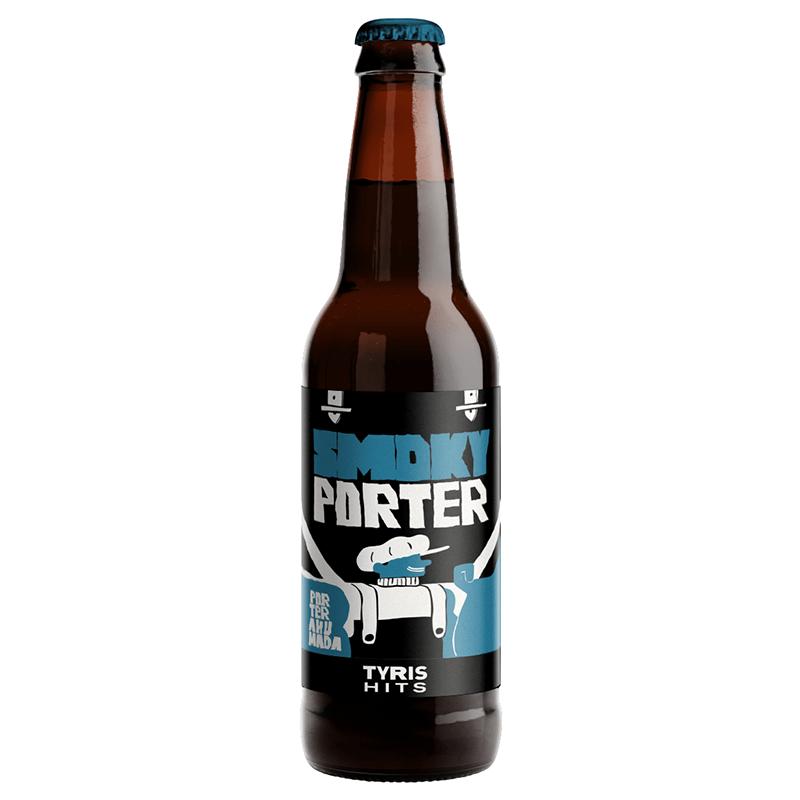 Smokey Porter by Cerveza Tyris