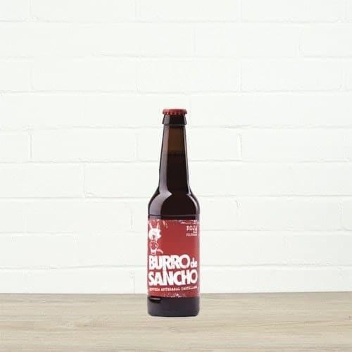 Roja Red Ale by La Sagra