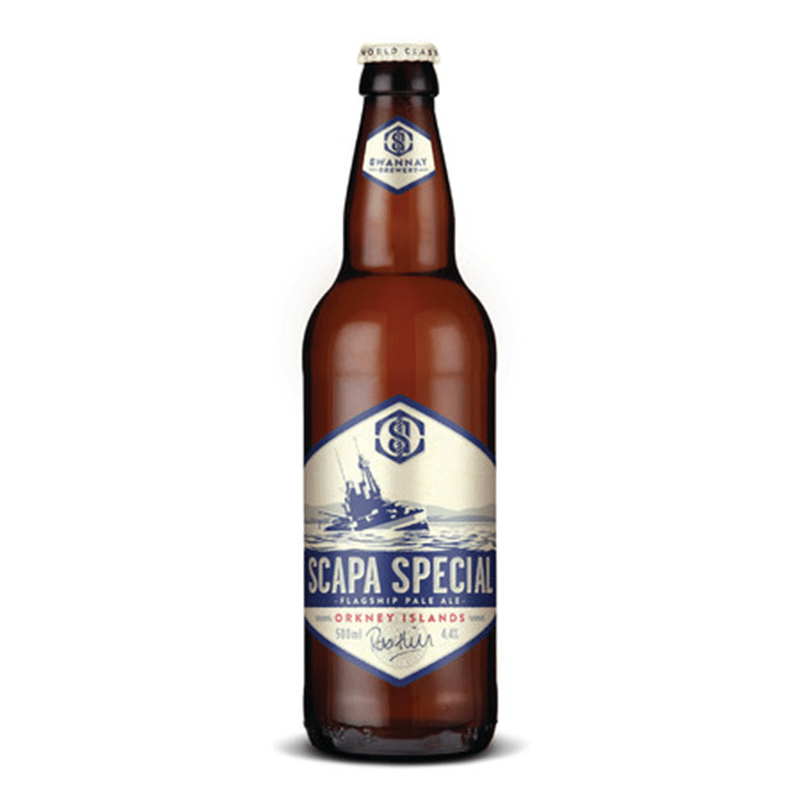 Swannay Scapa Special by Swannay Brewery