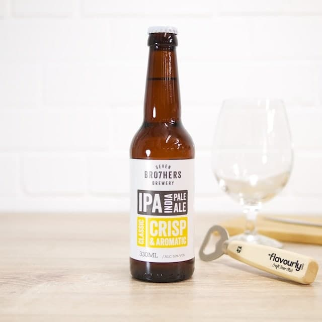 Seven Brothers IPA by Seven Brothers