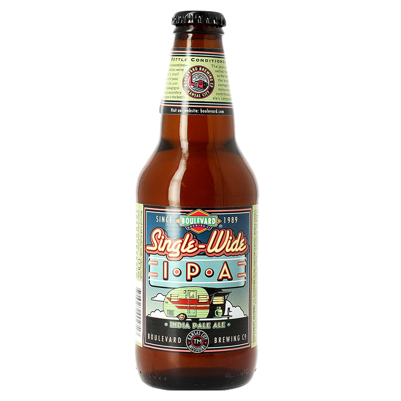 Single-Wide IPA by Boulevard Brewing Company