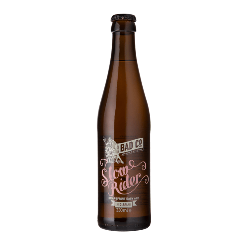 Slow Rider Grapefruit Easy Ale by BAD Co.