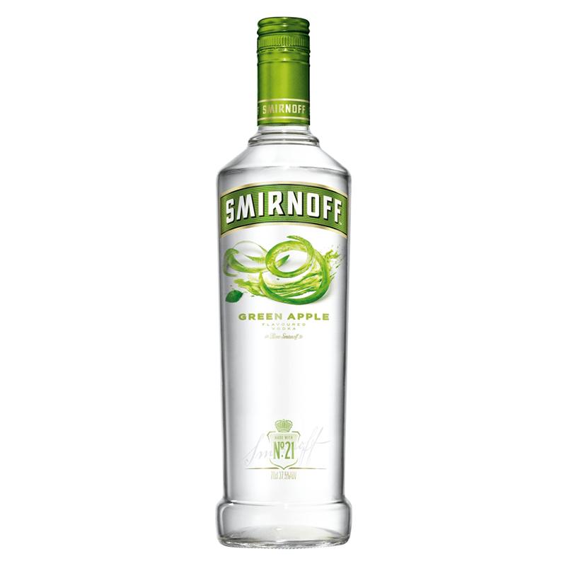 Smirnoff Green Apple by None