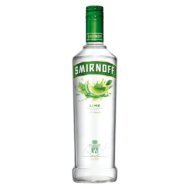 Smirnoff Lime by None