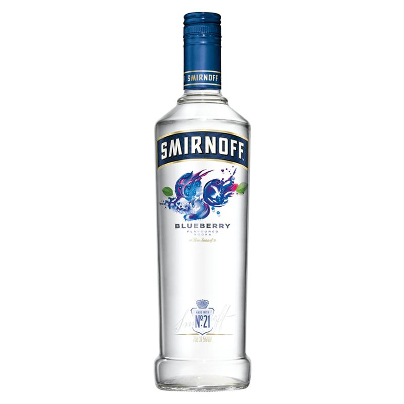 Smirnoff Blueberry by None