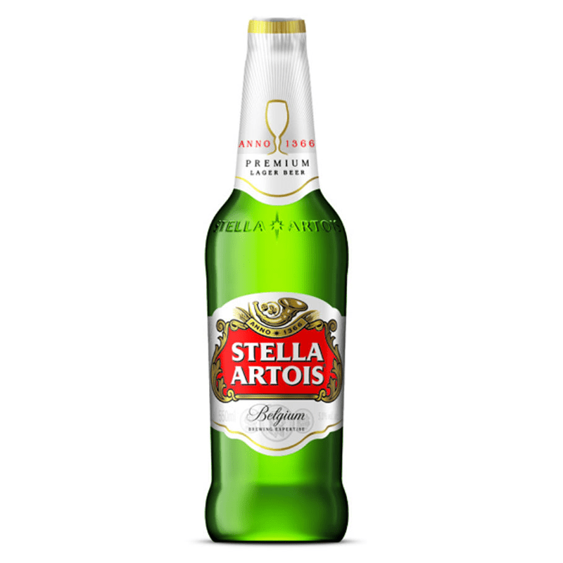 Stella Artois by None