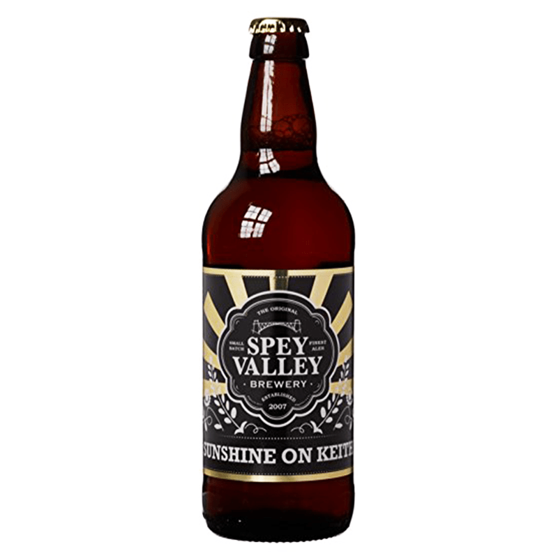 Sunshine on Keith by Spey Valley Brewery