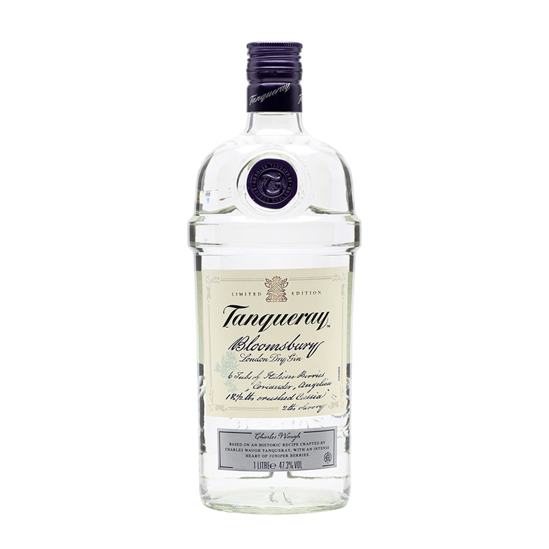 Tanqueray Bloomsbury Gin by None