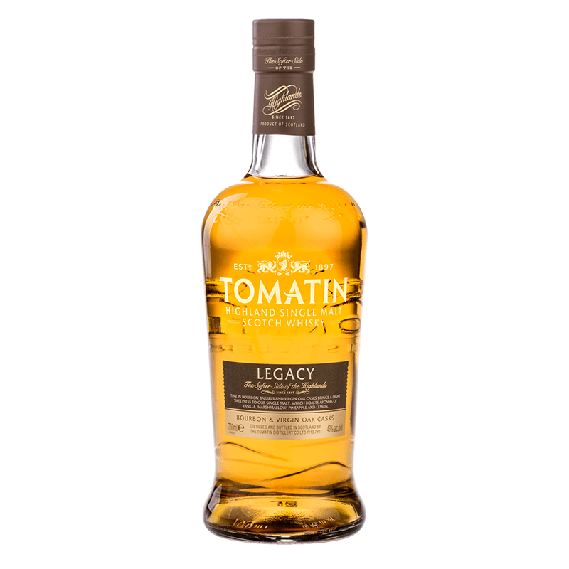 Tomatin Legacy Single Malt by None