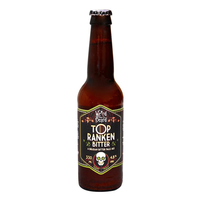 Top Ranken Bitter by Weird Beard Brew Co.