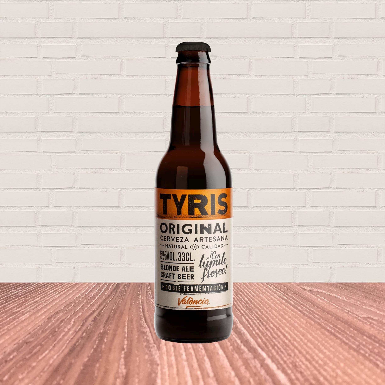 Tyris Original by Cerveza Tyris