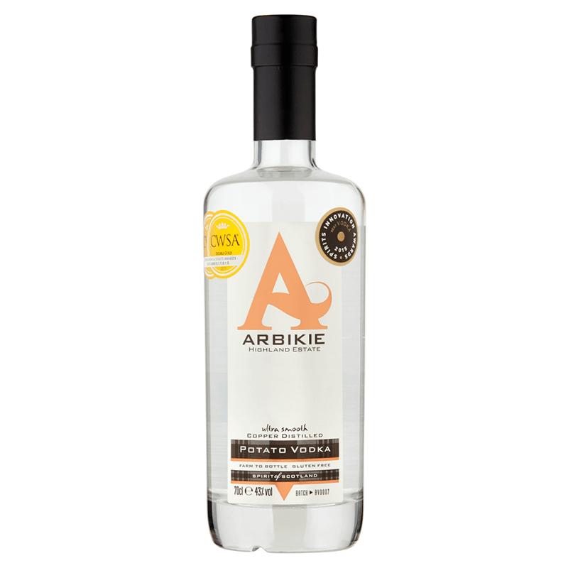 Arbikie Potato Vodka by None