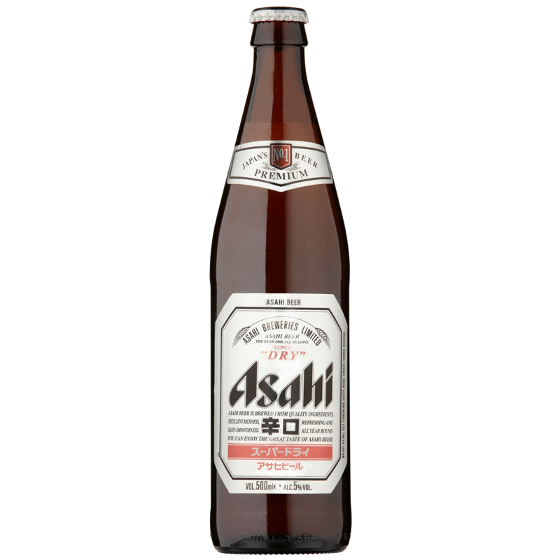 Asahi Super Dry by None