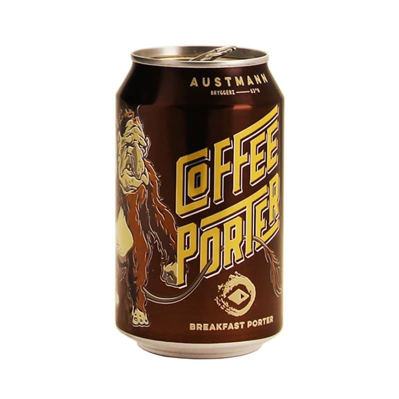 Coffee Porter by Austmann Bryggeri