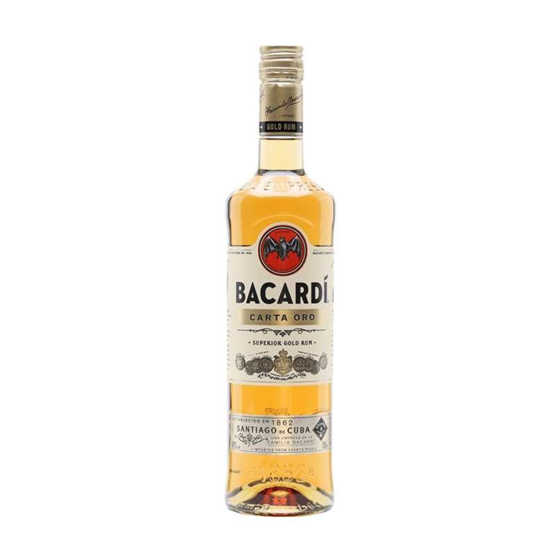 Bacardi Carta Oro by None