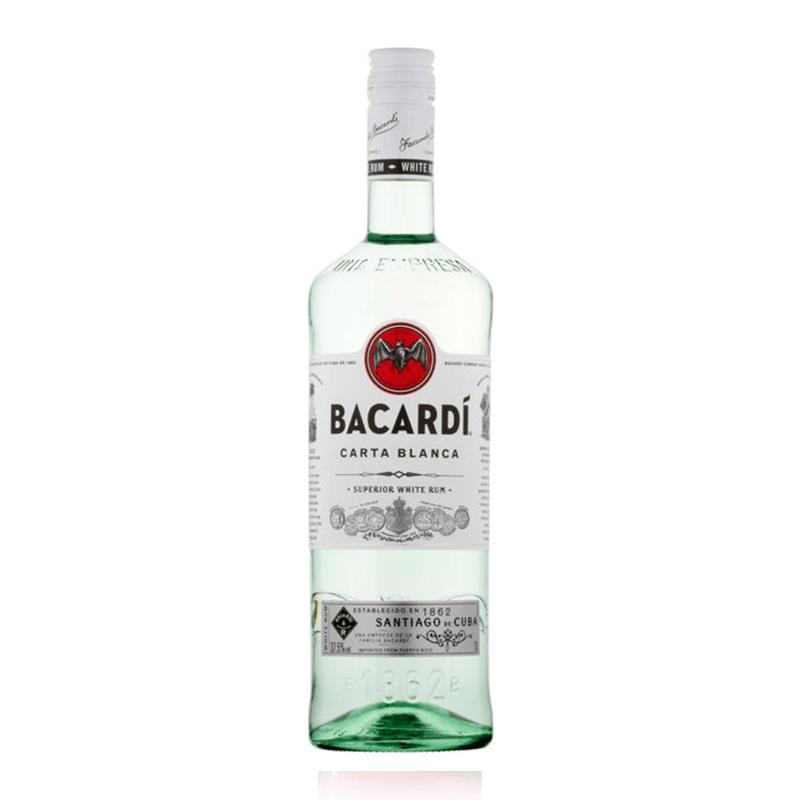 Bacardi Carta Blanca by None