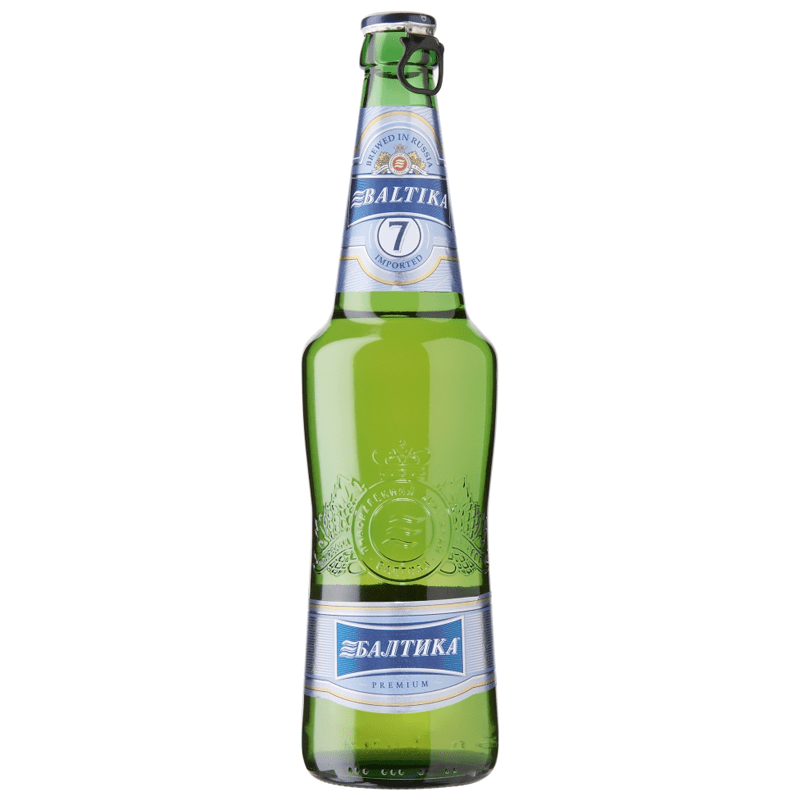 20 Bottles of Baltika #7 by None