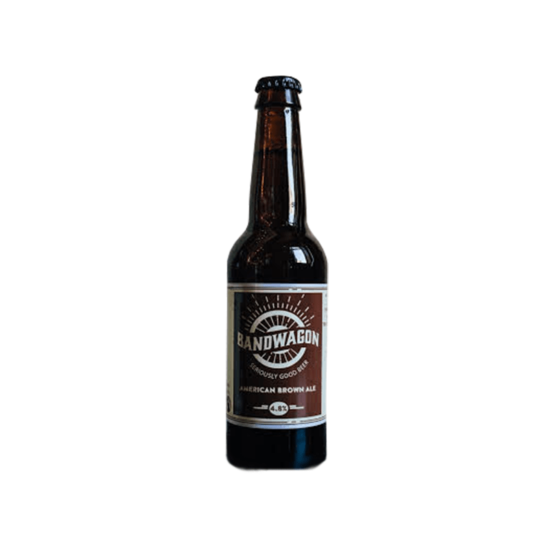 American Brown Ale by Hadrian Border Brewery