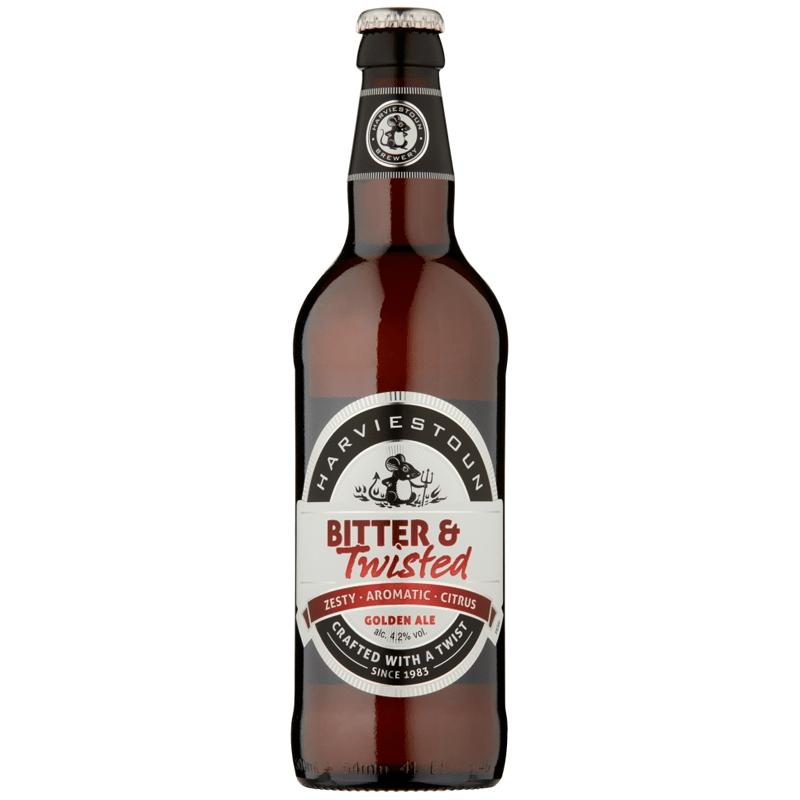 Bitter & Twisted by Harviestoun