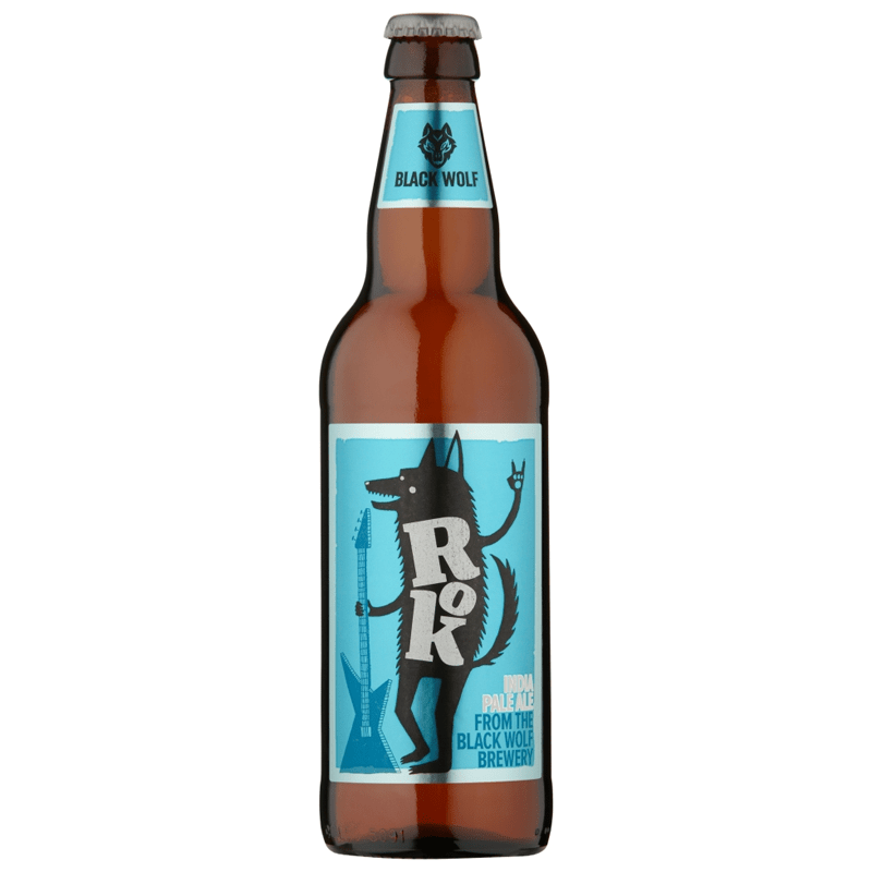 Black Wolf Rok IPA by None