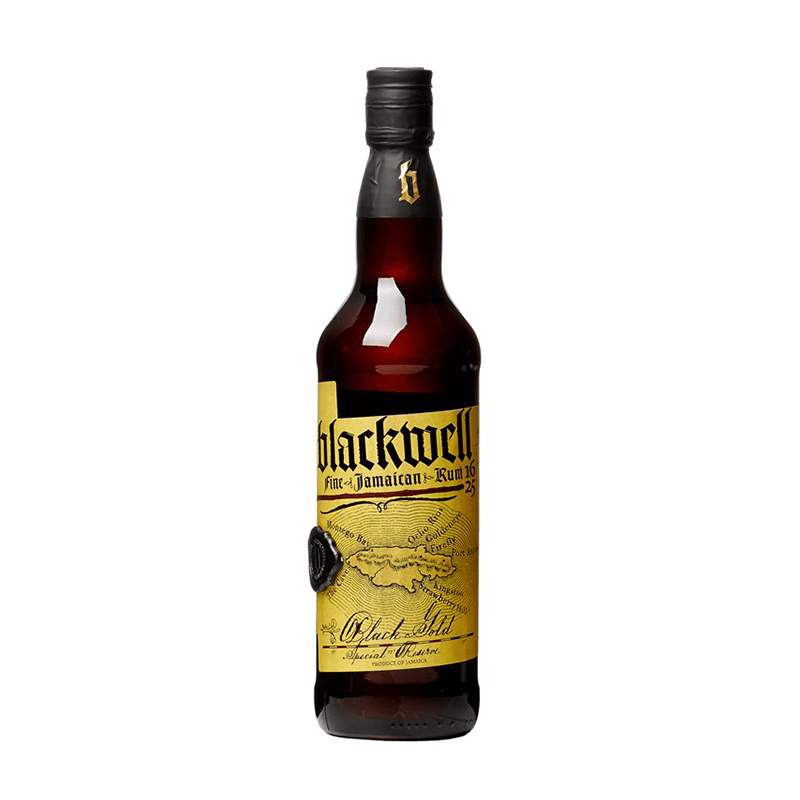 Blackwell's Jamaican Rum by None
