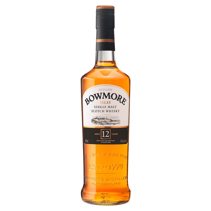 Bowmore 12 Y.O. 35CL by None
