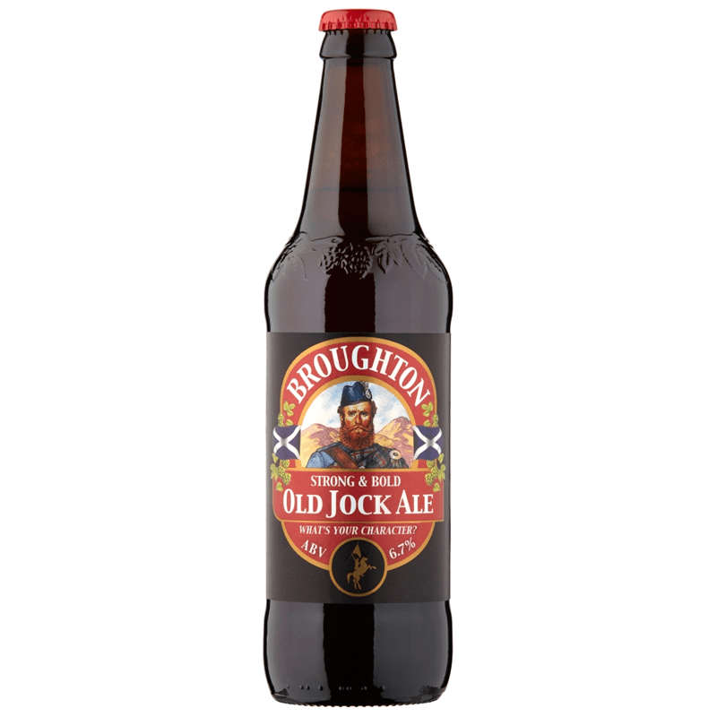 Old Jock Ale by None