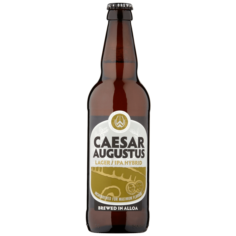 Caesar Augustus by Williams Bros Brewing