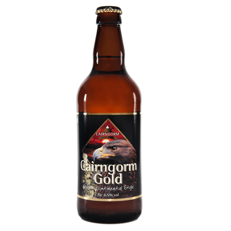 Cairngorm Gold by None