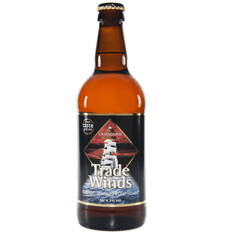 Cairngorm Trade Winds by None