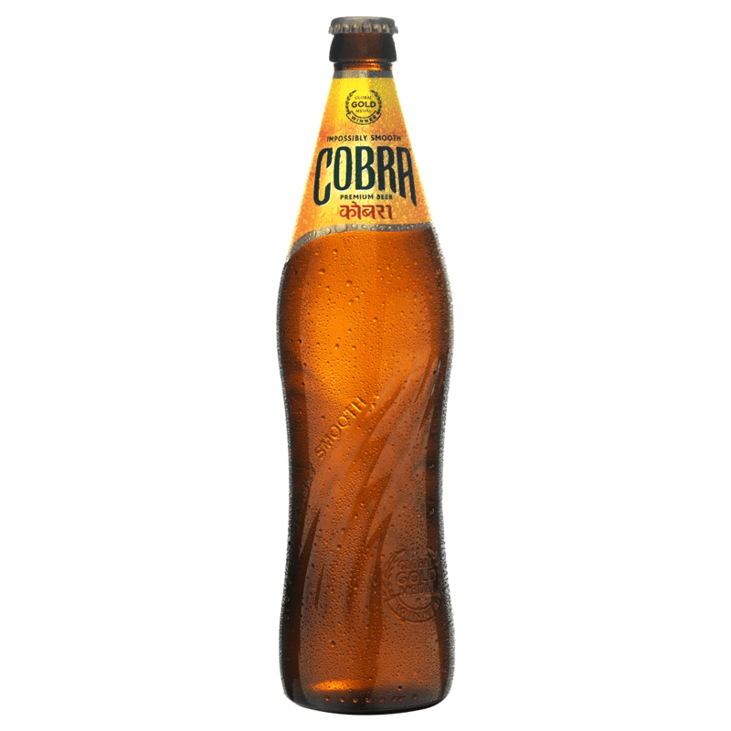 12 Bottles of Cobra by None