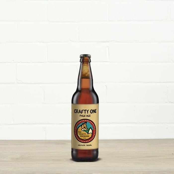Crafty One by The Crafty Brewing Company
