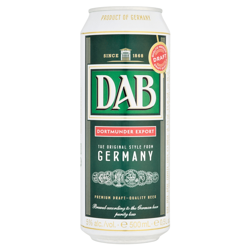 24 Cans of DAB Original by None