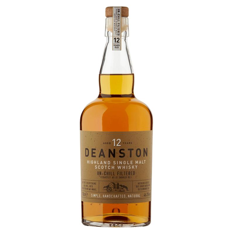 Deanston 12 Y.O. Malt by None