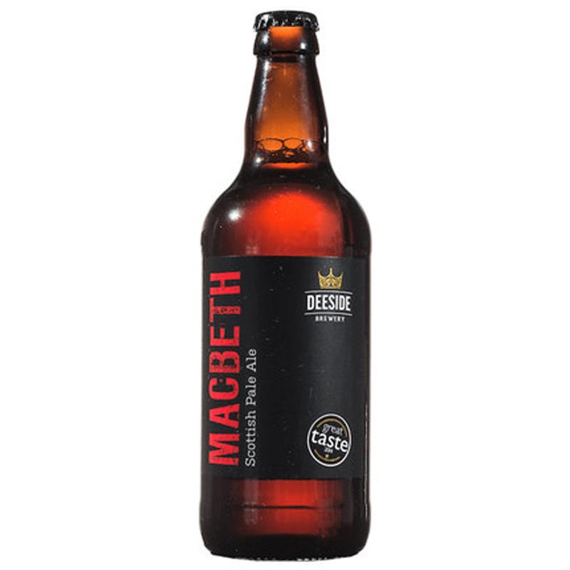 Deeside Macbeth by Deeside Brewery