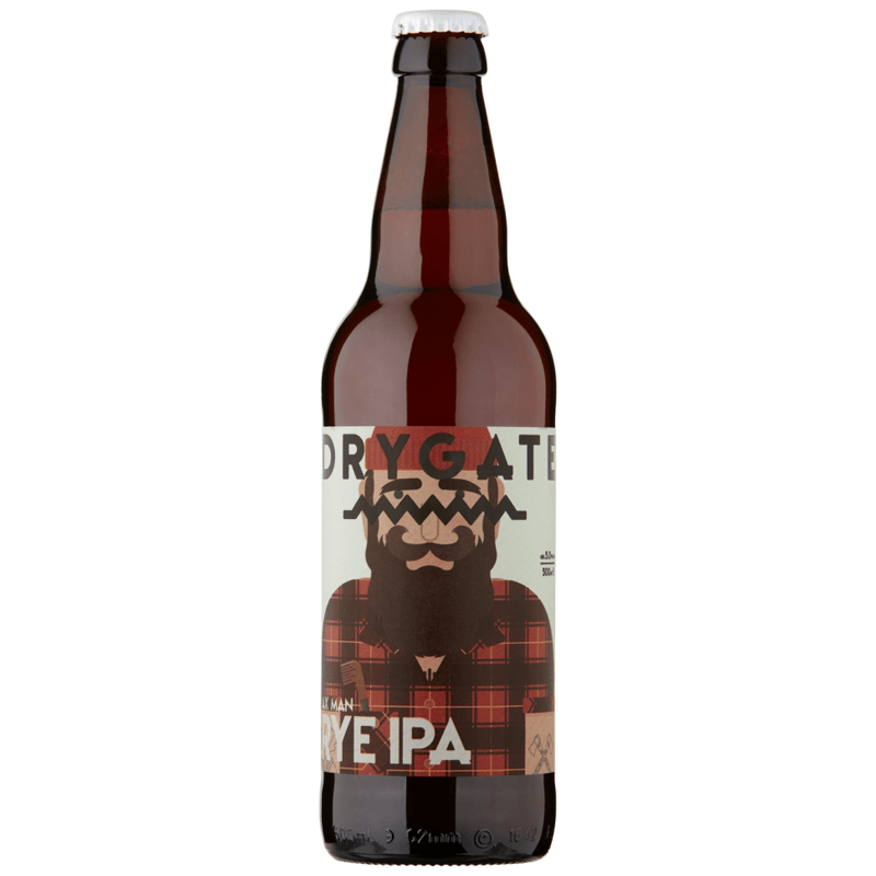 Drygate Ax Man by None